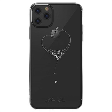 Custodia Swarovski Kingxbar Serie Wish per iPhone 11 Pro