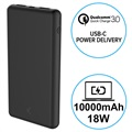 Power Bank Ksix 10000mAh Quick Charge 3.0&USB-C PD - 18W