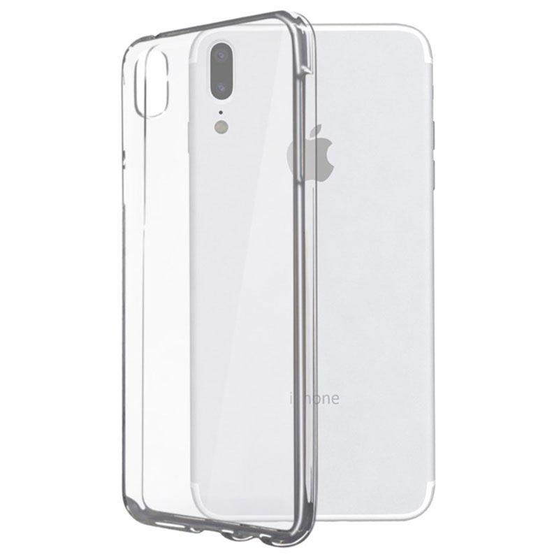 custodia trasparente iphone x