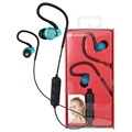 Langsdom BS80 In-Ear Sports Bluetooth Headset - Blue
