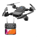 A6 Foldable FPV Drone with 2.4GHz Remote Control - 2MP, WiFi