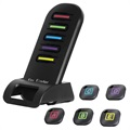Telecomando Wireless Lenuo Key Finder con LED Light - Nero