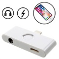 iPhone X Lightning & 3.5mm Audio Adapter with Home Button