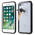 Cover Magnetica con Retro in Vetro Temperato per iPhone 7 / iPhone 8