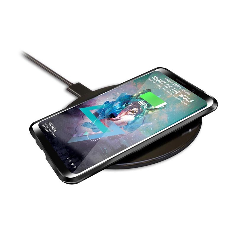 come riparare vetro magnetic cover samsung case s9