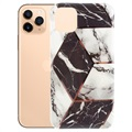 Cover in TPU Marble per iPhone 11 Pro