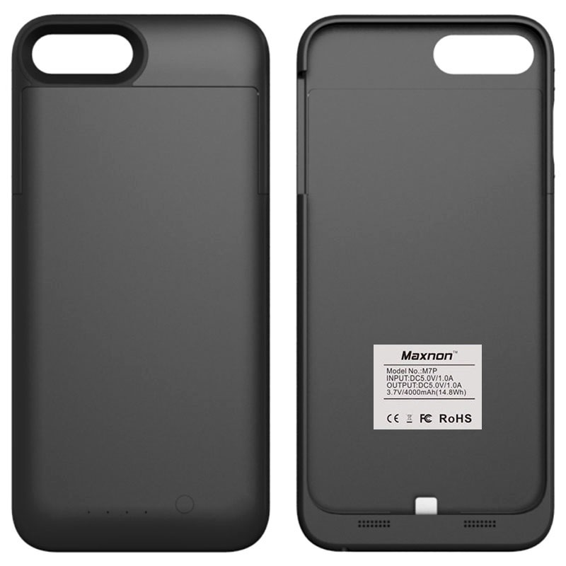 custodia batteria iphone 8