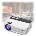 Mini Portable FullHD LED Projector UB-10 - White