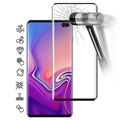 Mocolo 3D Samsung Galaxy S10 Tempered Glass Screen Protector - Black