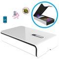 Multifunzionale Uv Sterilizzatore Per Smartphone - Bianco e9973ac8b5c4