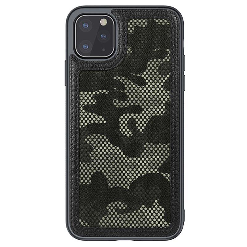 Custodia Ibrida per iPhone 11 Pro Max Nillkin Camo - Camouflage