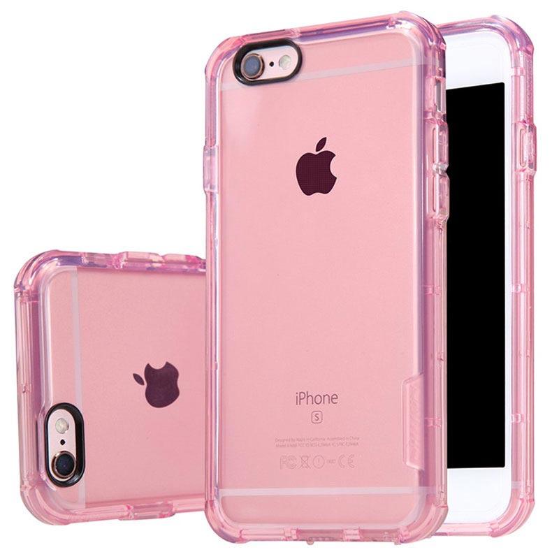 custodia iphone sei rosa