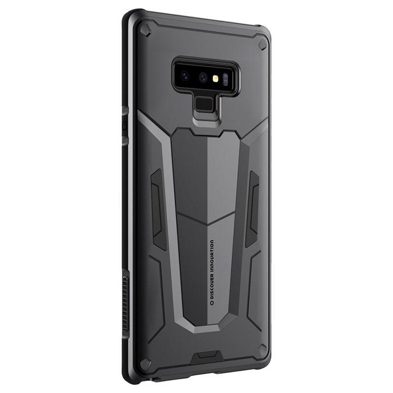 Custodia Xiaomi Mi 9 Protezione Ibrido Antiurto 1.8m Defender II - Nero