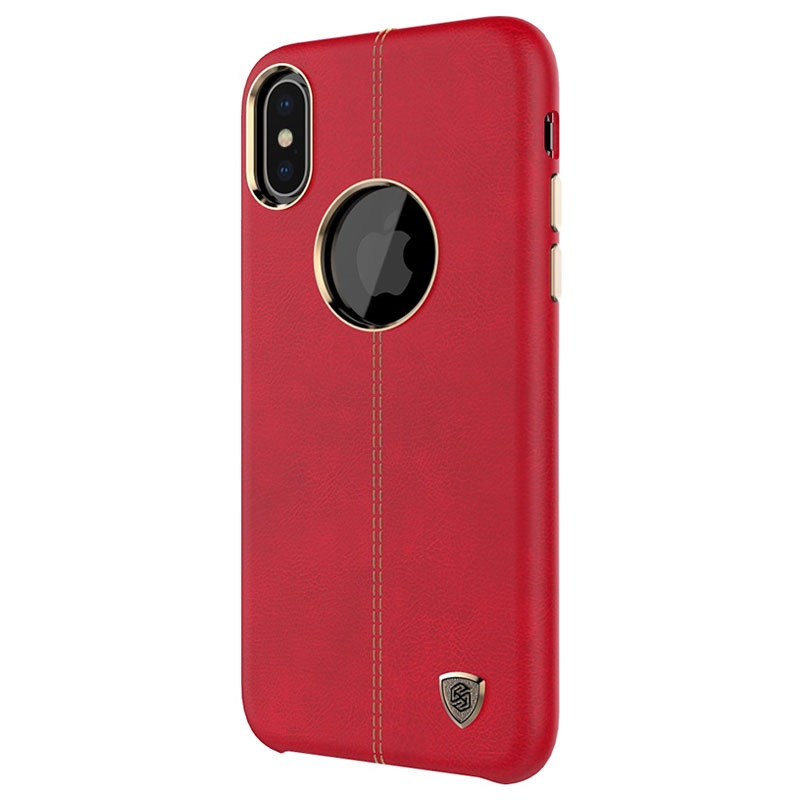 custodia iphone x rossa