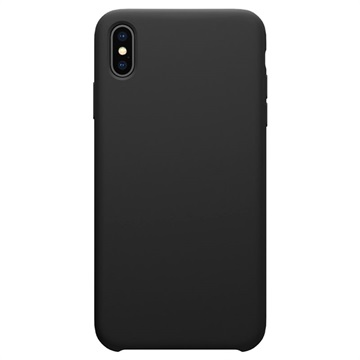 Cover in Silicone Liquido Nillkin Flex Pure per iPhone XS Max