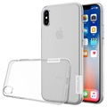 Cover TPU Nillkin Nature 0.6mm per iPhone X