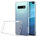 Nillkin Nature Samsung Galaxy S10+ TPU Case - Transparent