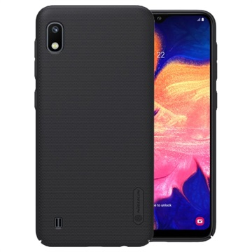 Cover Nillkin Super Frosted per Samsung Galaxy A10 - Nero