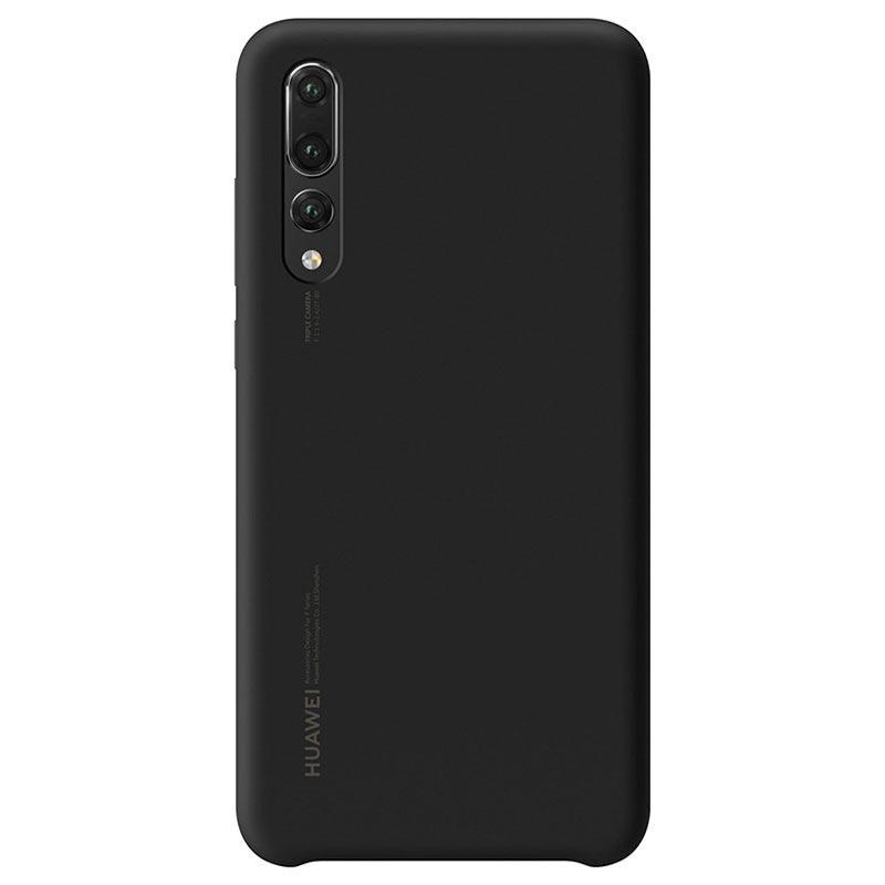 Cover In Silicone Per Huawei P20 Pro 51992382 Nero