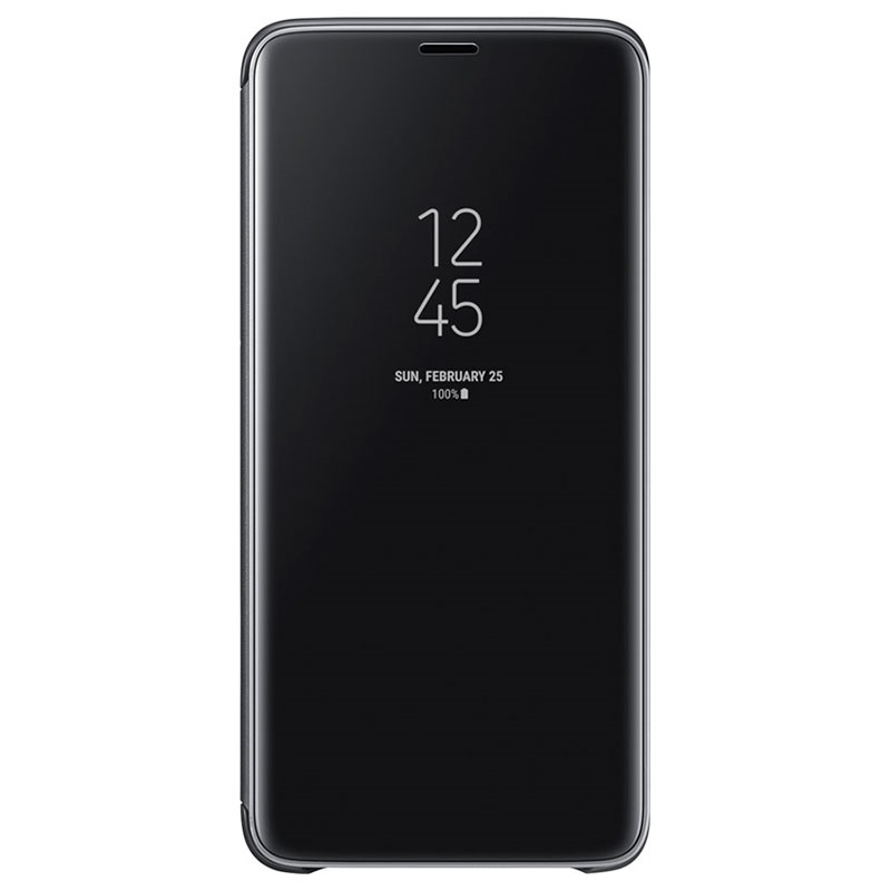 Clear View Cover EF-ZG965CBEGWW per Samsung Galaxy S9+