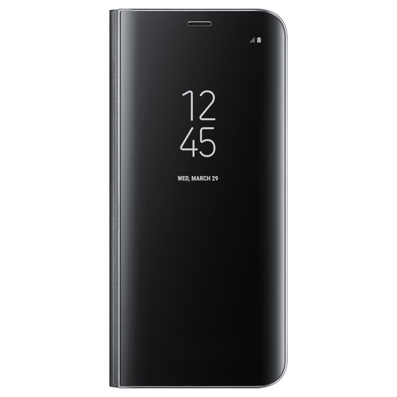 custodia s8 samsung clear view