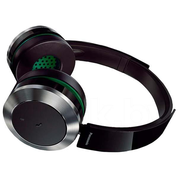 Cuffie stereo bluetooth panasonic rp btd10 k nere for Panasonic cuffie