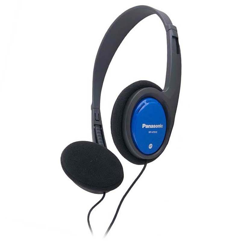 Cuffie panasonic rp ht010 blu for Panasonic cuffie