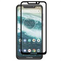 Salvaschermo Panzer Premium Full Fit per Motorola One - Nero