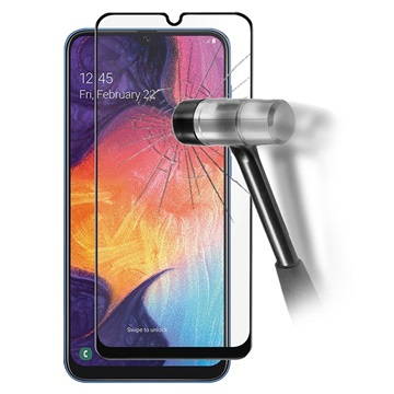 Panzer Premium Full Fit Samsung Galaxy A50, Galaxy A30 Screen Protector
