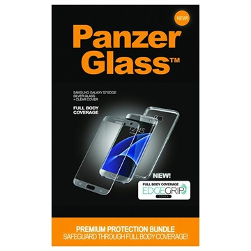 PanzerGlass Case Friendly Samsung Galaxy S7 Edge Protection Set