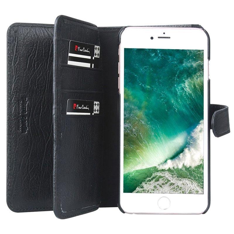 custodia portafoglio iphone 7 plus