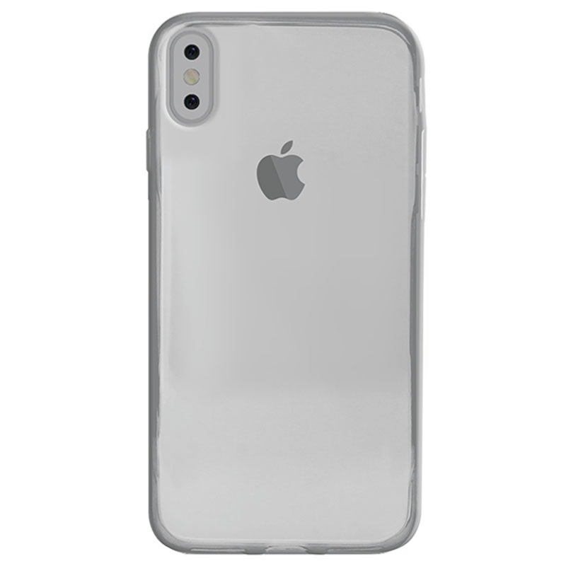 Custodia in TPU Puro 0.3 Nude per iPhone X / iPhone XS
