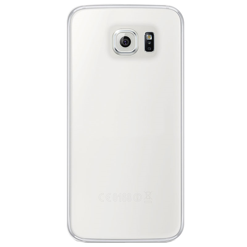 custodia in silicone samsung s6