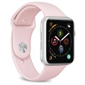 Puro Icon Apple Watch Series 4/3/2/1 Silicone Band - 42mm, 44mm - Pink
