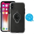 Cover Puro Magnet Ring per iPhone X