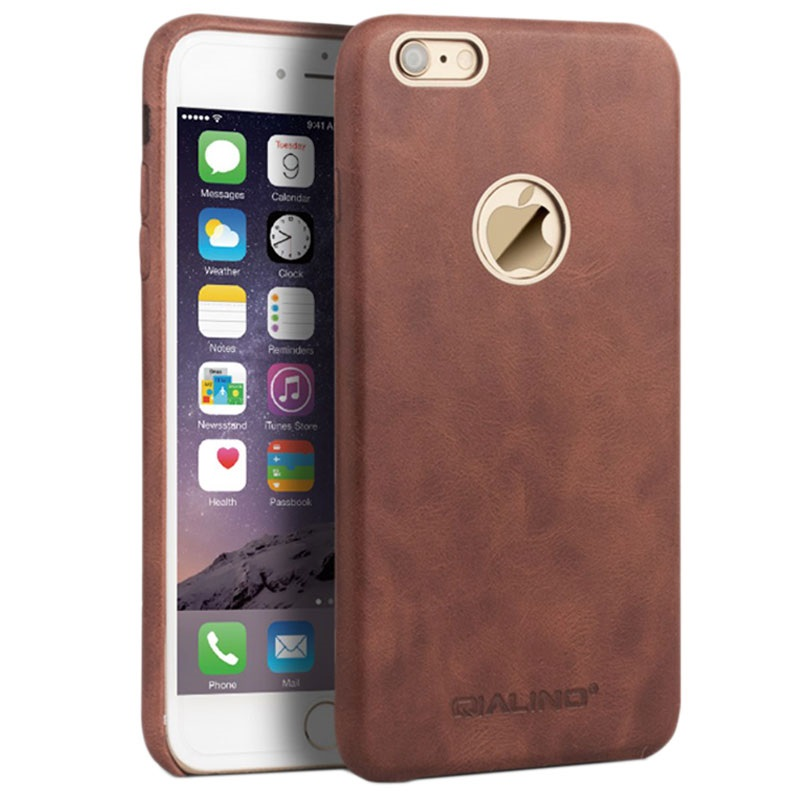 custodia in pelle per iphone 6/6s