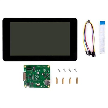"Raspberry Pi DSI LCD Capacitive Touchscreen - 7"", 800x480"