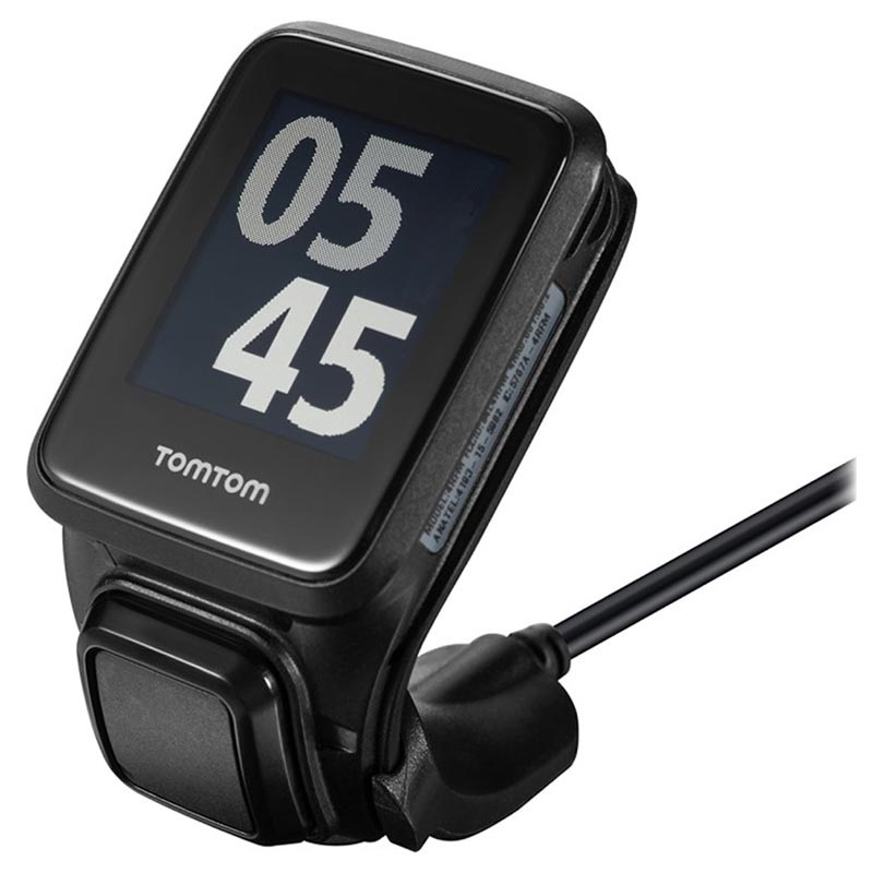 Replacement Charging Cable for TomTom Smartwatch - Black
