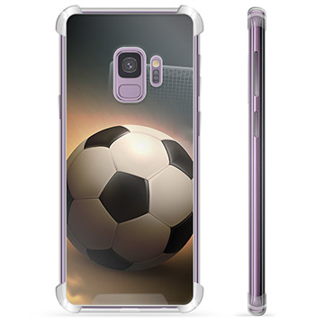 Custodia Ibrida per Samsung Galaxy S9 - Calcio