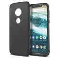 Custodia TPU Motorola Moto G7 Play Shock Block - Nera