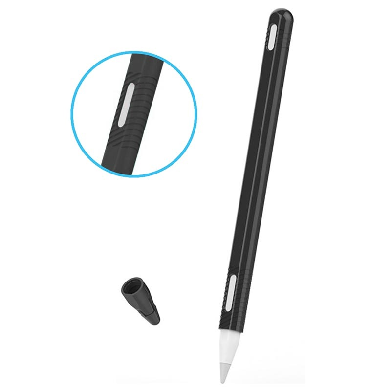 Apple Pencil (2nd Generation) Silicone Case with Cap