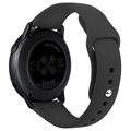 Samsung Galaxy Watch Active Silicone Wristband - Black
