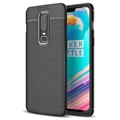 Custodia in TPU Slim-Fit Premium per OnePlus 6