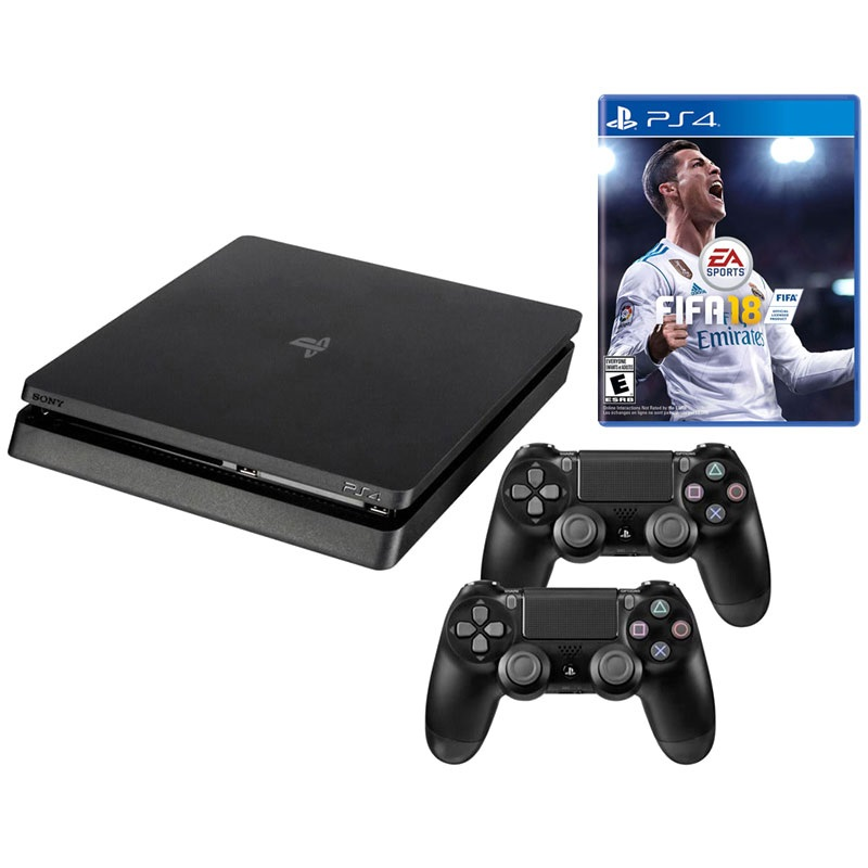 PS4 Slim 1TB FIFA 19 BUNDLE - PHI-DIGITAL