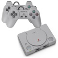 Sony PlayStation Classic Retro Gaming Console - 20 Games