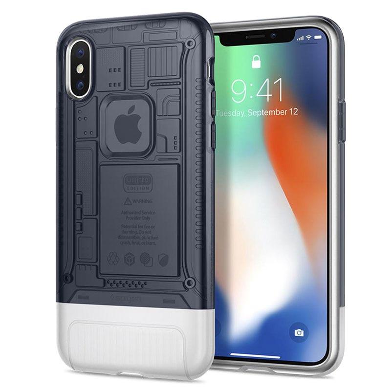 custodia iphone x spigen