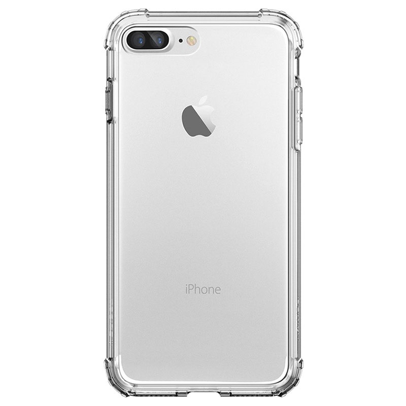 custodia iphone 7 plus trasparente