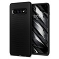 Spigen Liquid Air Samsung Galaxy S10 TPU Case - Black
