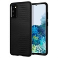 Cover per iPhone 11 Pro Max Spigen Liquid Air - Nero