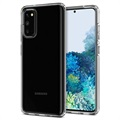 Custodia in TPU Spigen Liquid Crystal per iPhone 11 Pro Max - Transparente